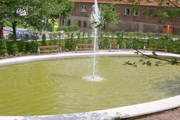 Ebeleben – Rathausplatz