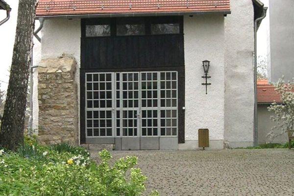 Kromsdorf – Schlossumfeld