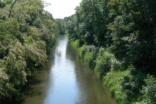 Erfurt – Flutgraben